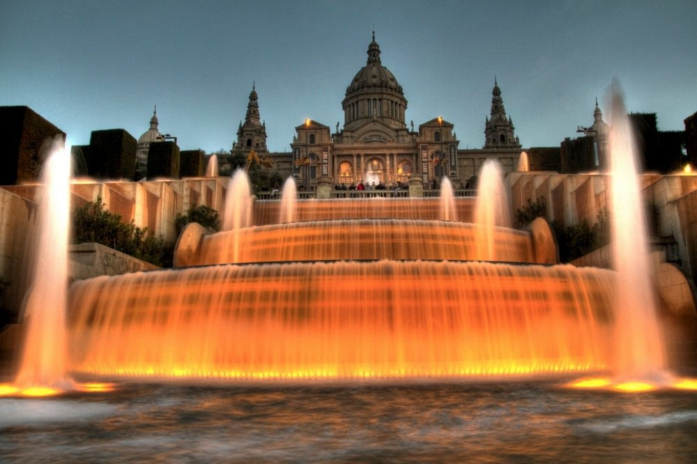 The Magic Fountain of Montjuïc